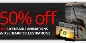 50% off All Licensable Animations and Schematic Illustrations