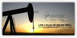 Life Cycle of an Oil Well Special