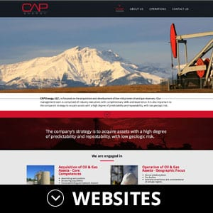 John Perez Graphics, oil and gas website, oil website, branding oil gas designs, oil graphics