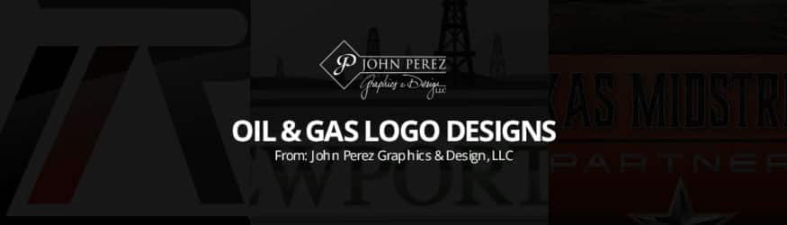 John Perez Oil Gas Logo Designs