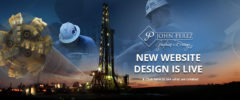 John Perez Graphics Latest Oil Gas Website Design