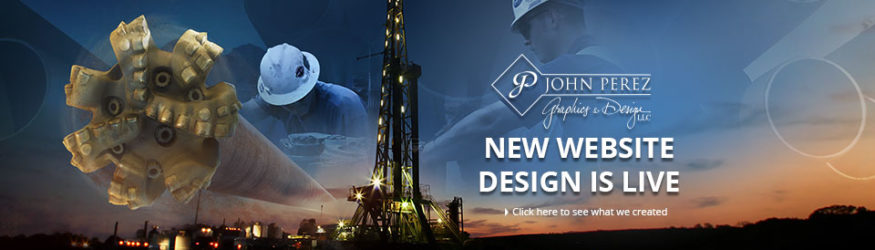 John Perez Graphics Latest Oil Gas Website Design, john perez graphics