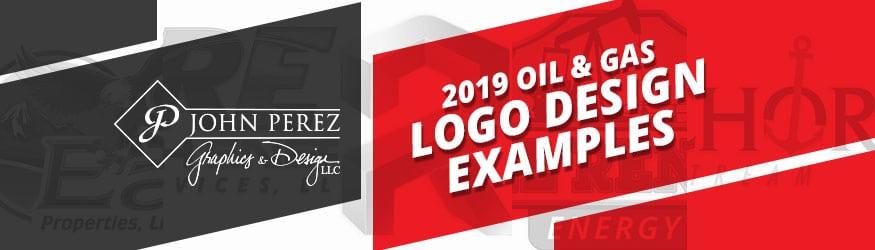 2019 Oil Gas Logo Design Examples